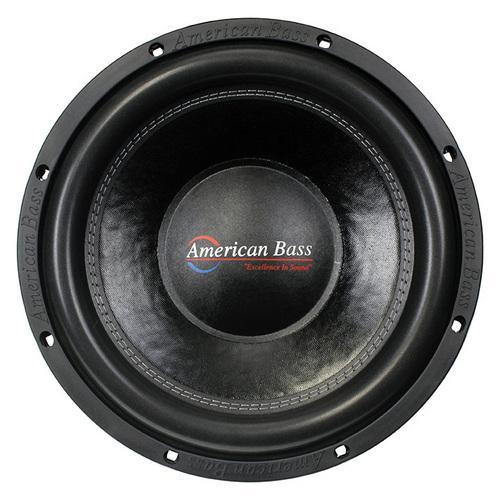 """American Bass Elite Series 12"""" Woofer 1200 RMS 2400 Peak 3"""" VC"""