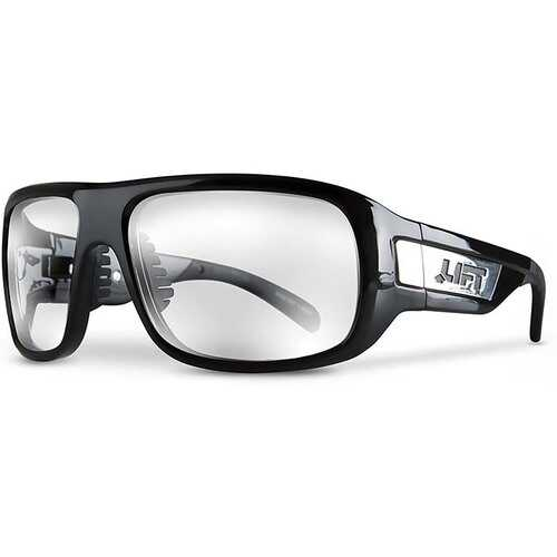 Lift Safety BOLD Safety Glasses Black/Clear