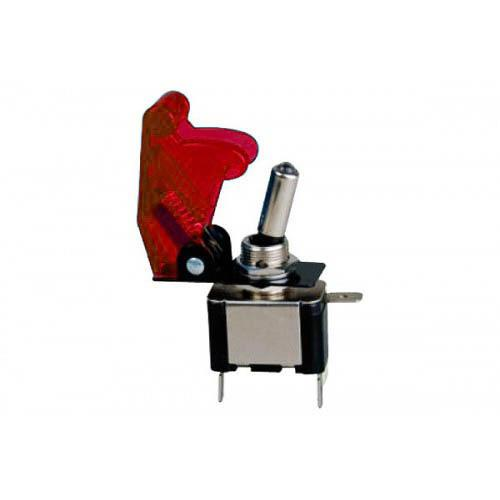 Nippon Toggle switch Pilot's racing style Red