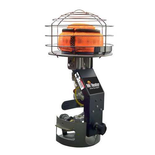 Mr Heater 540 degree Heater 30000 - 45000 BTU Liquid Propane Tank Top heater