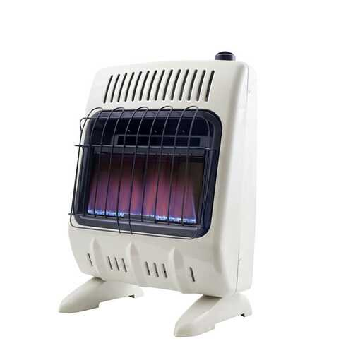 Mr Heater Vent-Free Blue Flame Natural Gas Heater 10000 BTU Hr