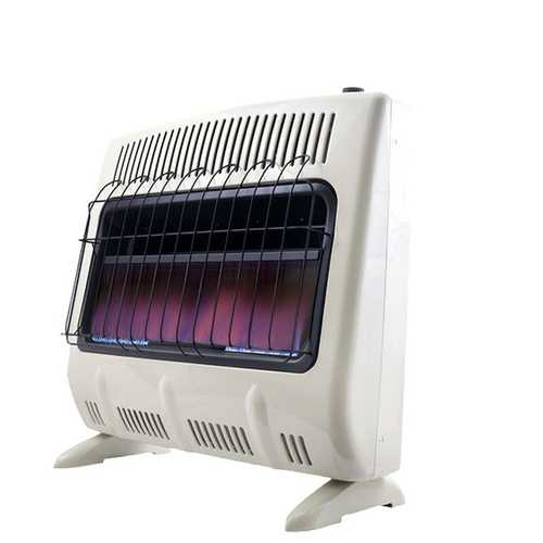 Mr HeaterBlue Flame 30000 BTU Natural Gas Vent Free heater