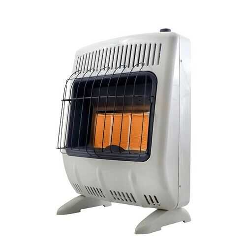Mr. Heater Radiant Propane Heater 18K BTU