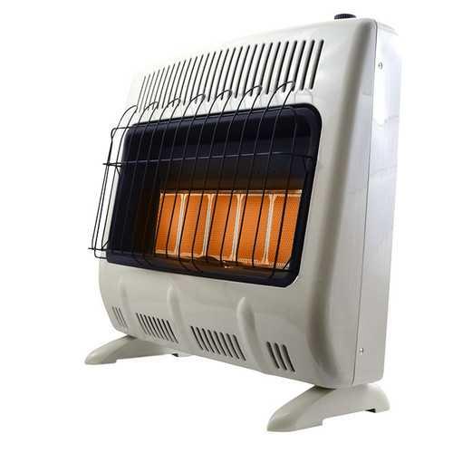 Mr Heater Vent-Free 30K BTU Radiant Natural Gas Heater