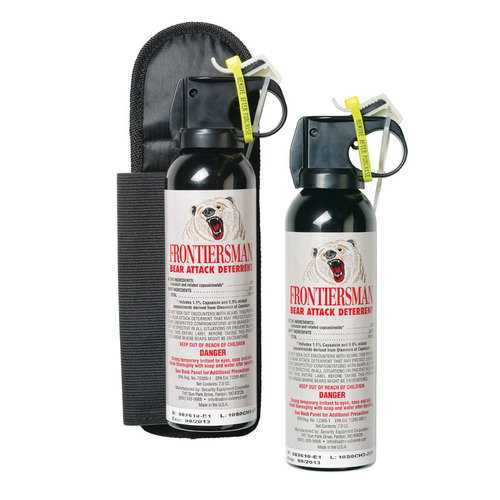 Frontiersman 2 - 7.9 oz Combo Packs with 1 Holster