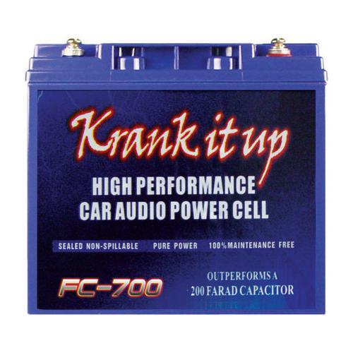 KRANK IT UP POWER CELL 700 WATTS