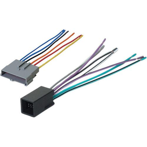 WIRING HARNESS AMPLIFIER INTEGRATION KIT FOR 1987-2000 FORD/LINCOLN MERCURY