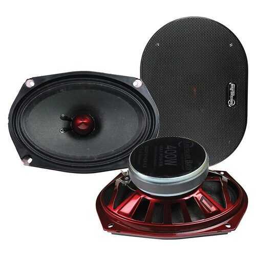 "American Bass Shallow 6x9"" Midrange Speaker 400W Max"