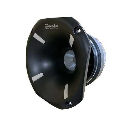 American Bass 2´´ Horn Tweeter 450W Max (Sold Each)