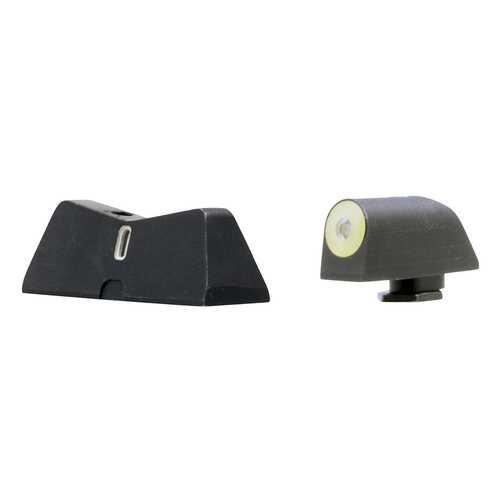 XS Sights DXT2 Big Dot Yellow - Glock 171922-24262731-3638
