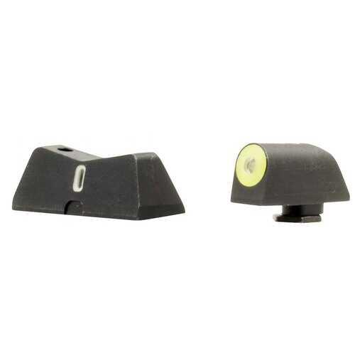 XS Sights DXT2 Big Dot Yellow - Glock 42 43 43X & 48