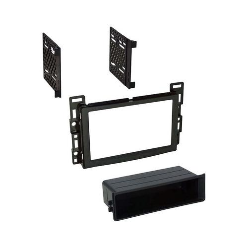 American International 2004-12 GM Single ISO with Pocket or Double Din Install Kit
