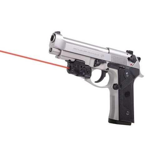 LaserMax Lightning Rail Mounted Red Laser With GripSense