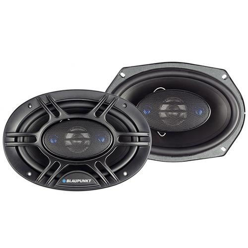 """Blaupunkt 6x9"""" 4-Way Coaxial Speaker 450W Max"""