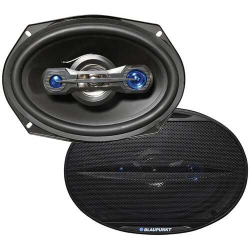 Blaupunkt 6×9´´ 4-Way Speakers