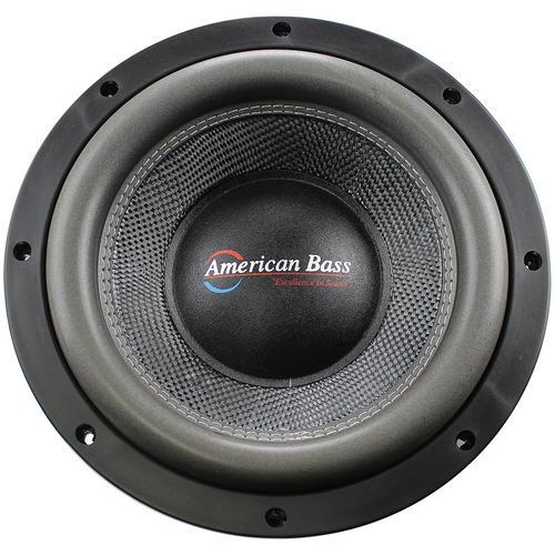 "American Bass 10"" Wooofer 3000W Max 320oz Magnet"