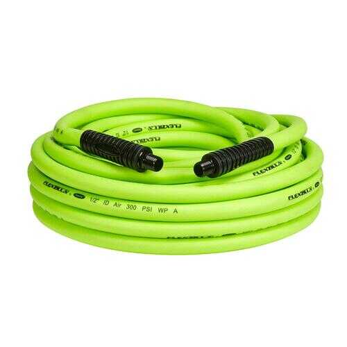 Flexzilla Air Hose 1/2in x 50ft 3/8in MNPT Fittings