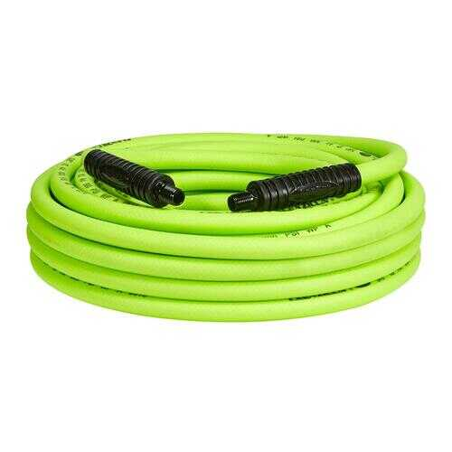 Flexzilla Air Hose 3/8in x 50ft 3/8in MNPT Fittings