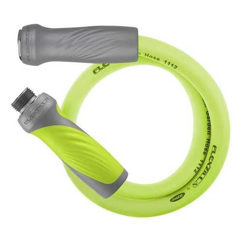 Flexzilla SwivelGrip Garden Lead in Hose 5/8in x 5ft 3/4in   11 1/2 GHT Fittings