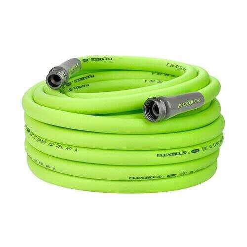 Flexzilla Garden Hose 5/8in x 75ft 3/4in   11 1/2 GHT Fittings