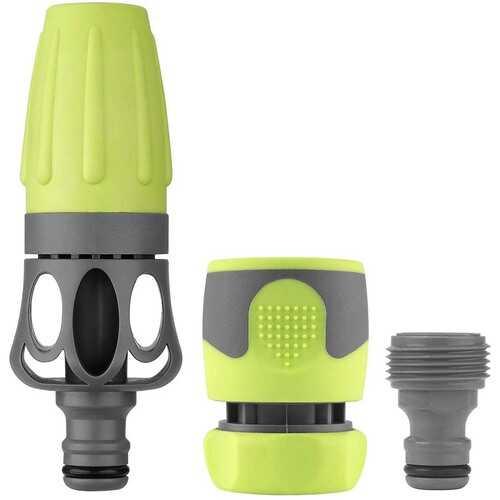 Flexzilla Garden Hose Nozzle Kit 3 Pc bulk