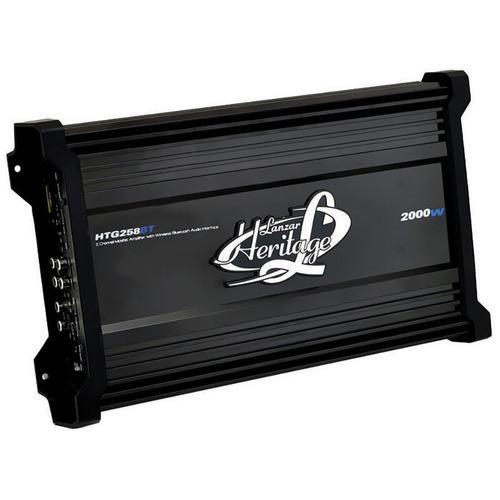 Lanzar 2 CH mosfet amplifier with bluetooth