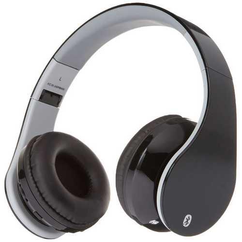 iLive *IHAB68B* Wireless Bluetooth 3.0 Headset Black