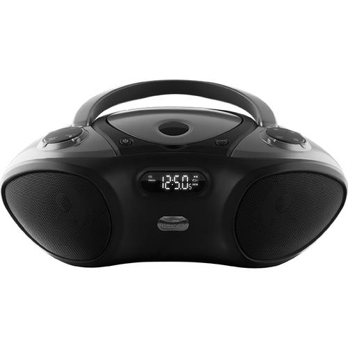 iLive Bluetooth CD Boom Box w/FM Tuner