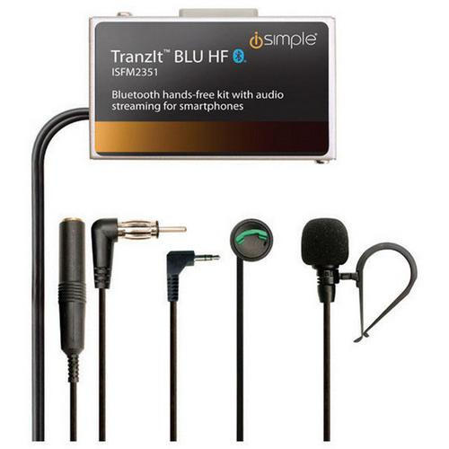 PAC Bluetooth Hands free kit with audio streaming for smart phones