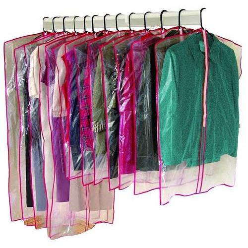 Jobar 13 Piece Garment Bags