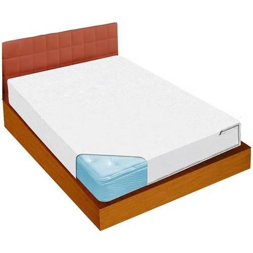 Ideaworks Bed Bug Blockade Mattress Cover Queen Size Mattress