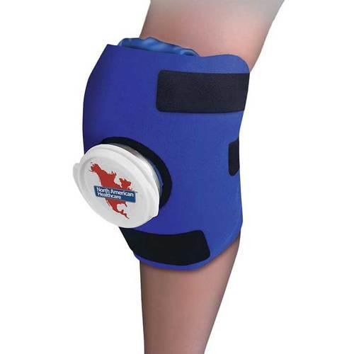 Jobar Knee Wrap Ice Back 2 Pck
