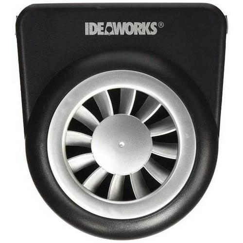 Ideaworks Solar Auto Fan Vent