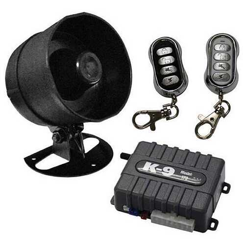 Omega K9 Security System