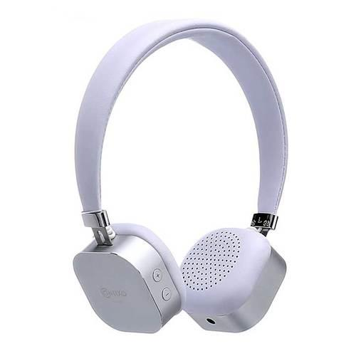 Contixo Wireless Kids Headphones Volume Safe 85db OnEar Bluetooth White