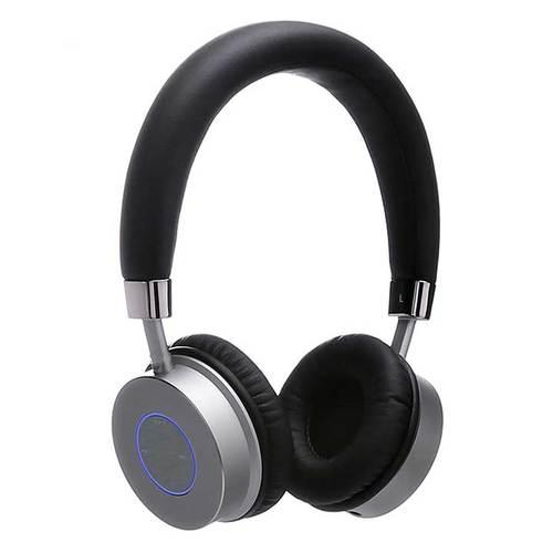 Contixo Premium Kids Headphones Volume Limit 85d Bluetooth Wireless Over Ear Microphone Black