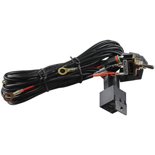 Xscorpion 12 ft. Single Light Bar Wire Harness