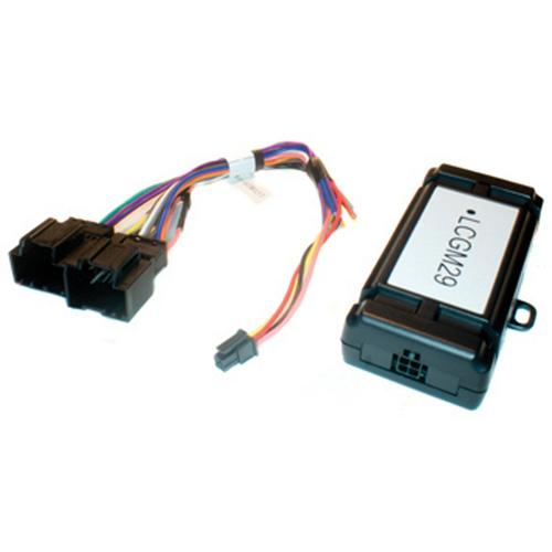PAC Radio replacement chime retention for Select '06-'17 GM Vehicles