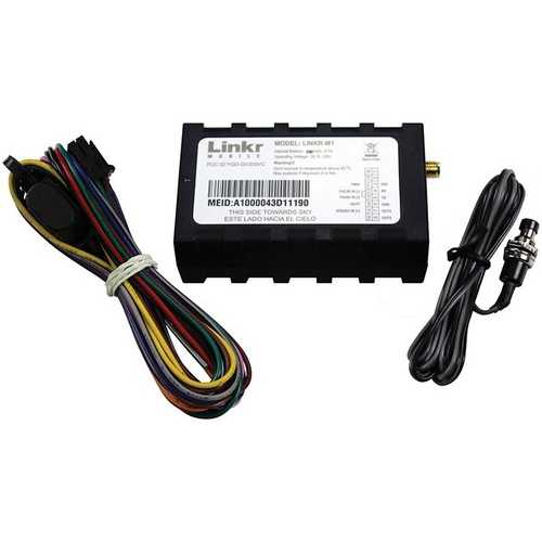 Excalibur Linkr Smart Phone Interface w/GPS Tracking