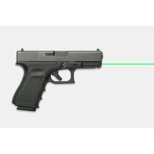 LaserMax Guide Rod Green Laser Sight - For Glock 19 (Gen 4 )