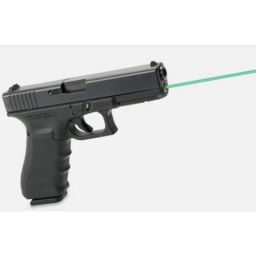 Lasermax Guide Rod Green Laser Sight - For Glock 22/31/35 Gen 4 Handgun LMS-G4-22G