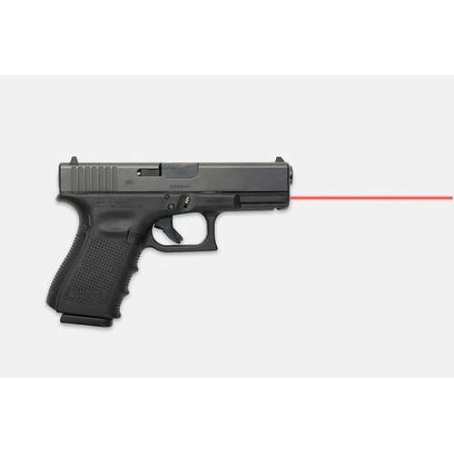 LaserMax Guide Rod Red Laser Sight - For Glock 23 (Gen 4)