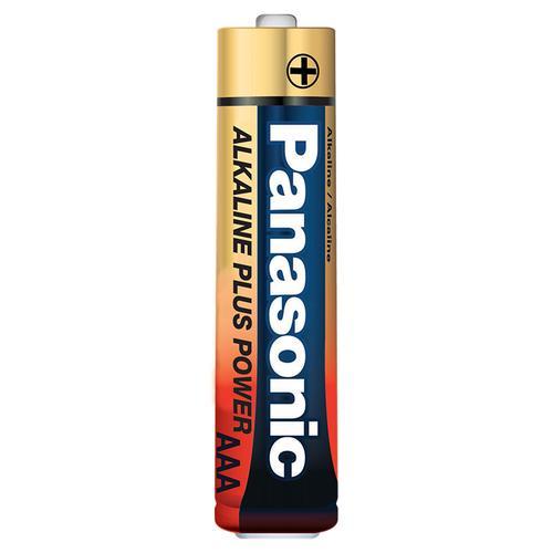 "Panasonic Alkaline ""AAA"" Cell 24 piece box of batteries"