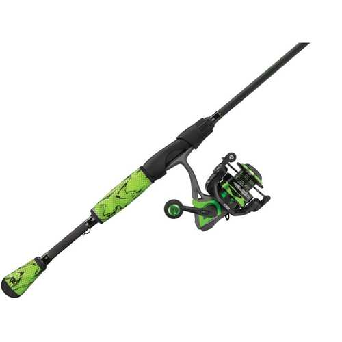 Lew's Mach 2 Spinning Reel/Rod Combo