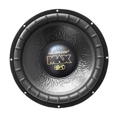 """SUBWOOFER 12"""" LANZAR 1000WATT MAX SERIES"""