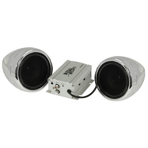 Boss Motorcycle/UTV Speaker System 600W Bluetooth