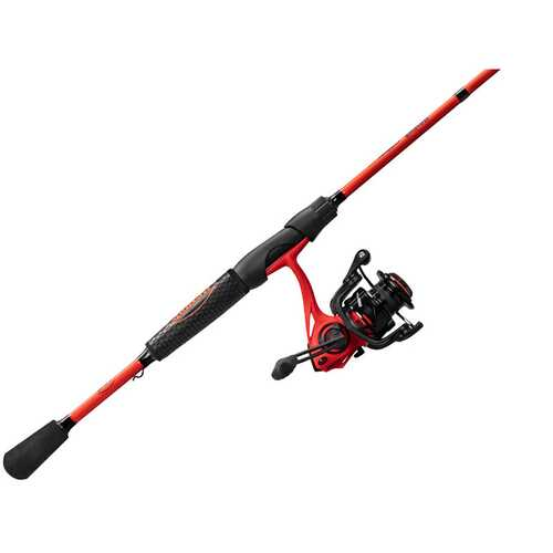 Lew's Mach Smash Spinning Reel/Rod Combo