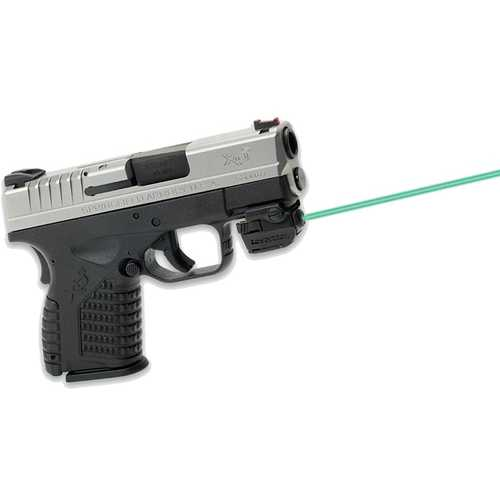 """LaserMax Rail Mounted Laser (Green) Requires 3/4"""" of Rail Space"""