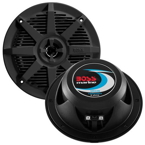 "Boss Audio Marine 5.25"" 2-Way Speakers (Black)"