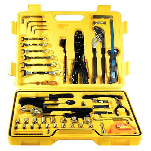 Great Neck MS125 Mariner's Tool Set 125-Piece